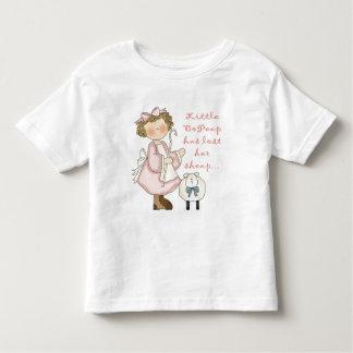 Little Bo Peep Kids Gift Toddler T-shirt