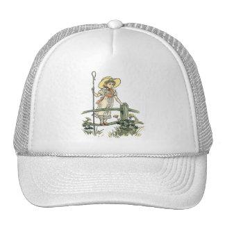 Little Bo Peep Trucker Hat