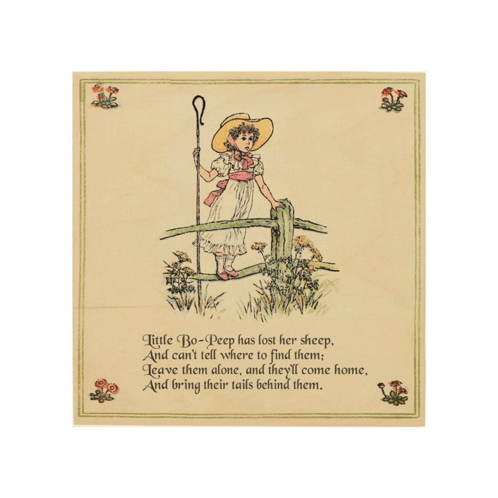 Magnificent Nursery Rhyme Wall Decorations Pictures Inspiration ...