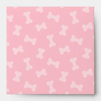 Little Bones Pink Envelope
