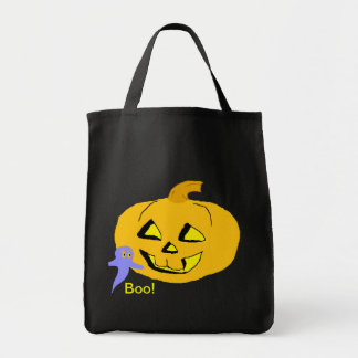 Little Boo Grocery Tote Bag