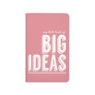 Little Book of Big Ideas Personalized