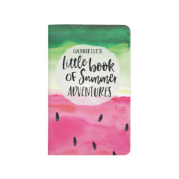 Little book of Summer Adventures