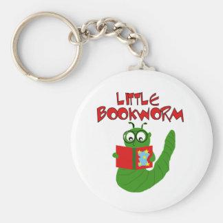 Little Book Worm Keychain