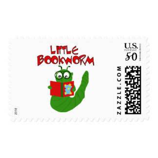 Little Bookworm Tshirts and Gifts Postage
