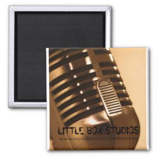 Little Box Studios Magnet