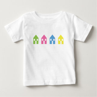 Little Boxes Baby T-Shirt