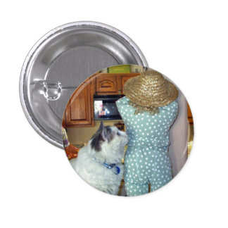 Little Boy Blue Buttons