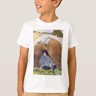 Little Boy Blue Sleeping Under the Haycock T-Shirt