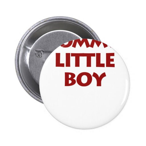 Little Boy de la mamá Pins