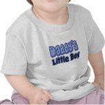 Little Boy del papá Camiseta