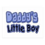 Little Boy del papá Postal