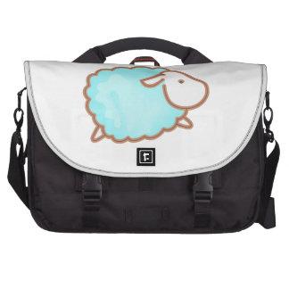 LITTLE BOY SHEEP LAPTOP MESSENGER BAG