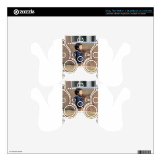 Little boy skin for PS3 controller