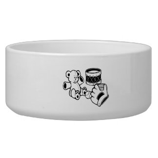 Little Boy Toys Dog Water Bowls