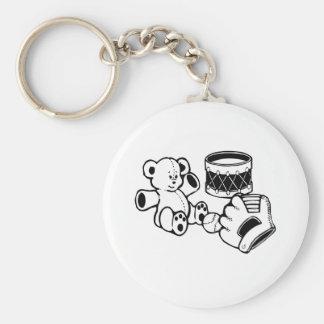Little Boy Toys Key Chains