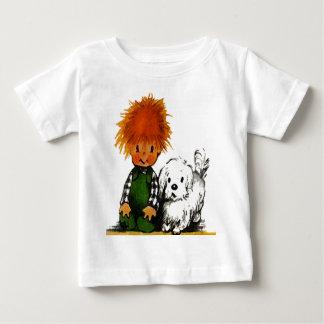 Little Boy valiente y su camisa del perro