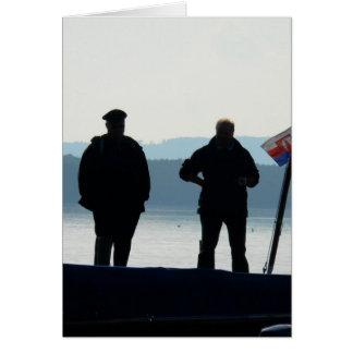 Little break for the ferrymen card