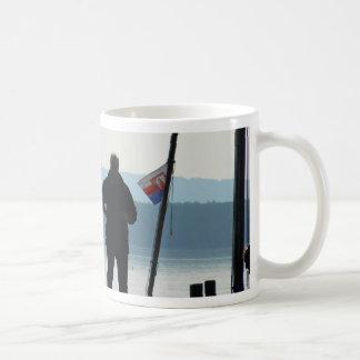 Little break for the ferrymen coffee mug
