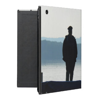 Little break for the ferrymen iPad folio case