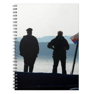 Little break for the ferrymen notebook