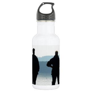 Little break for the ferrymen stainless steel water bottle