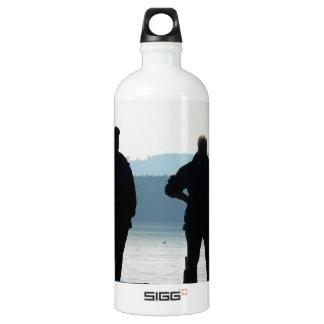 Little break for the ferrymen water bottle