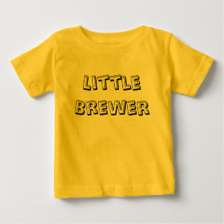 Little Brewer Baby T-Shirt