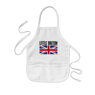 Little Briton Kids' Apron