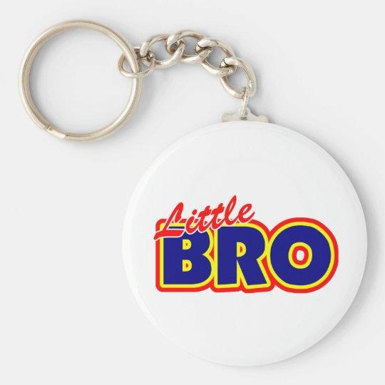 Little Bro Keychain