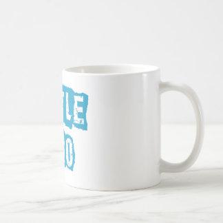 Little bro classic white coffee mug