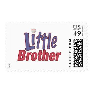 Little brother (baseball) stamp