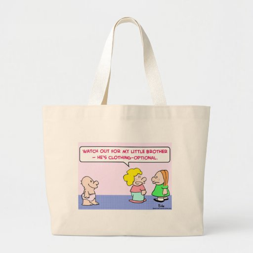 little brother clothing optional bags