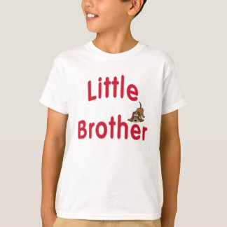 Little Brother Cute Hound T-Shirt
