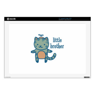 """Little Brother Decals For 17"""" Laptops"""