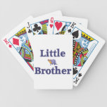 Little Brother Dinosaur 4 Bicycle Poker Cards