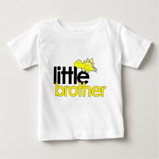 little brother dinosaur new baby T-Shirt