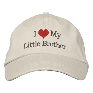 Little Brother Embroidered Baseball Cap