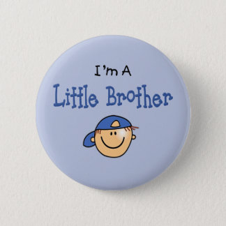 Little Brother  Face Button