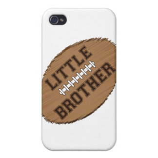 Little Brother Football Covers For iPhone 4