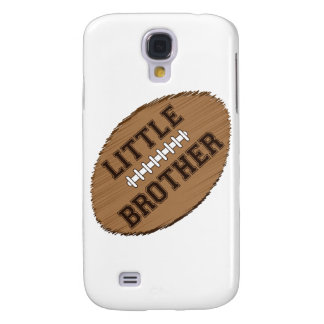 Little Brother Football Galaxy S4 Cases