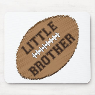 Little Brother Football Mouse Pad