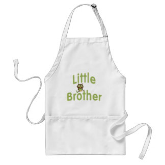 Little Brother Hoot Owl Adult Apron