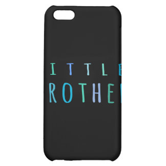 Little Brother in blue Case For iPhone 5C