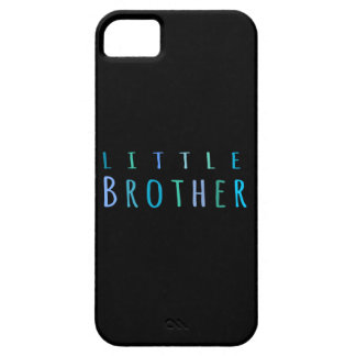 Little Brother in blue iPhone SE/5/5s Case