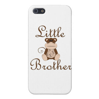 Little Brother Monkey Cover For iPhone SE/5/5s