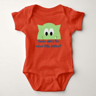 Little Brother Monster T-shirt