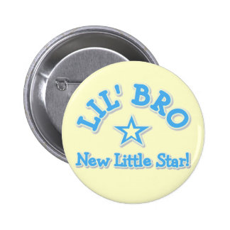Little Brother New Little Star Tshirts Button