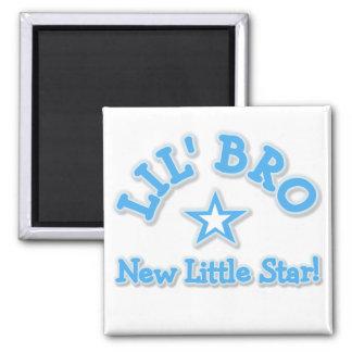 Little Brother New Little Star Tshirts Fridge Magnets