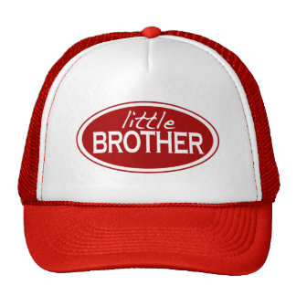 Little Brother (oval) Trucker Hat